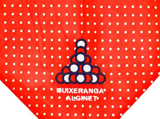 Pañuelos Muixeranga Personalizados